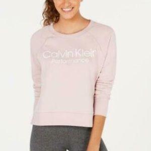 Calvin Klein Performance Stretch Cotton Pullover M
